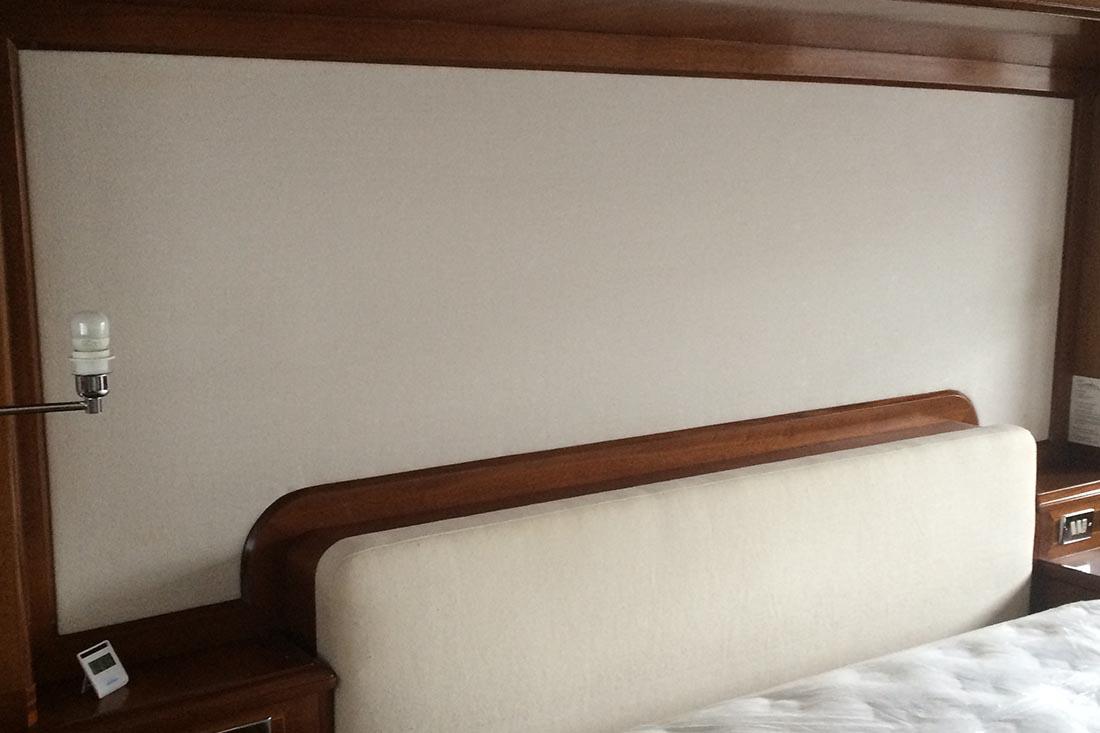 Sun & Shade Genova: tappezzerie interne per imbarcazioni, cielini, pannelli rivestiti, testiere letto ec
