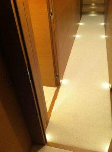 Sun & Shade Genova: arredamento interno per imbarcazioni: moquette